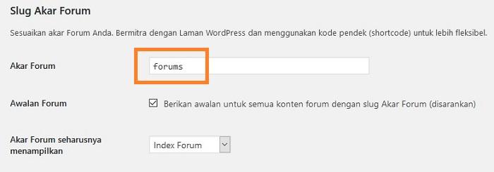 Cara Membuat Forum Website WordPress menggunakan bbPress