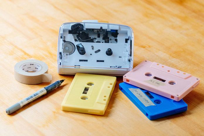 Pemutar Suara Berevolusi Menggunakan Sistem Bluetooth 5.0