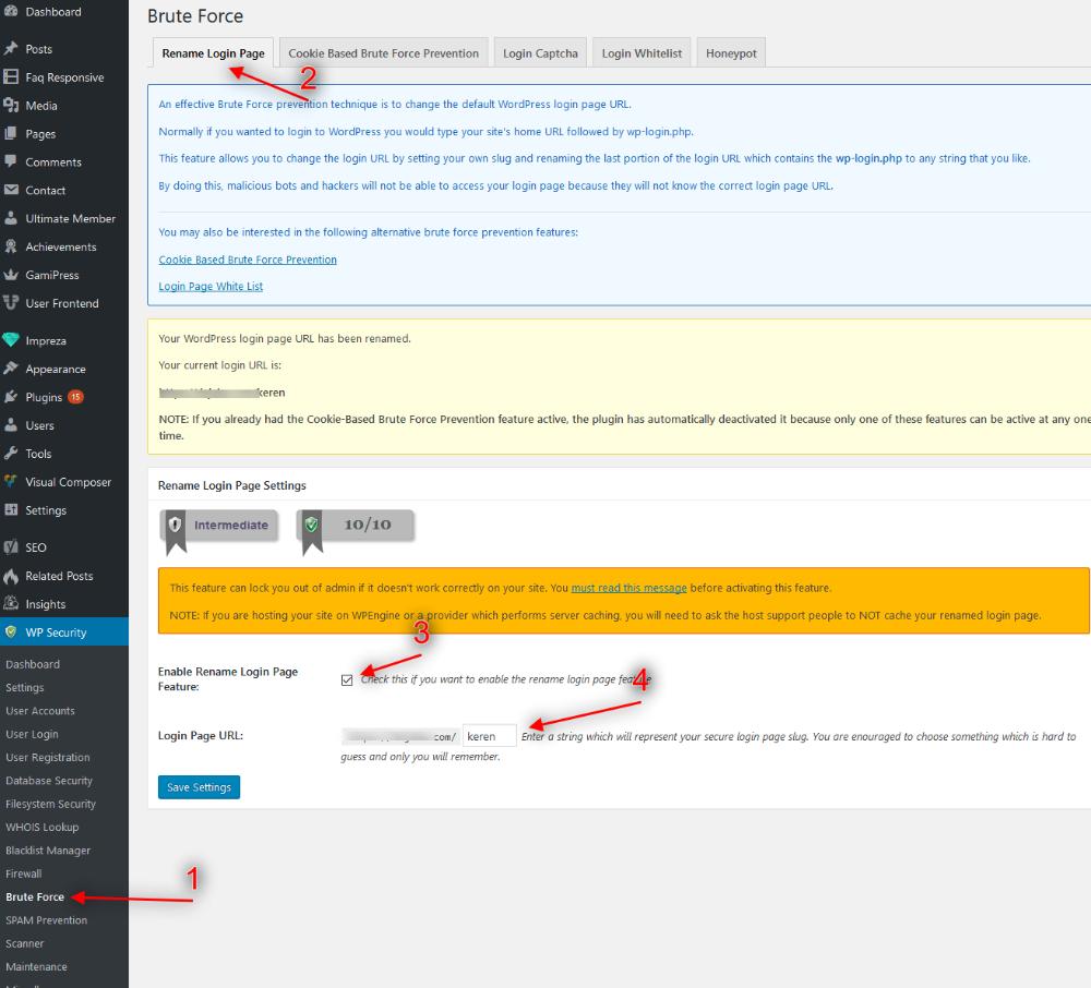 Bagaimana Cara Mengubah Link Admin Login Di WordPress