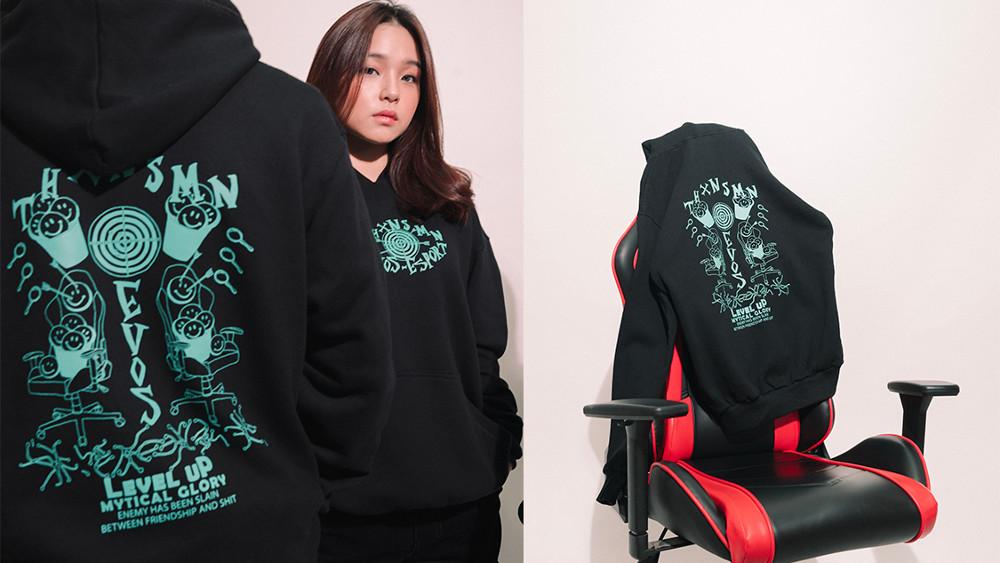 EVOS Esport Jalani Kerjasama Dengan Brand Thanksinsomnia Demi Jajaki Industri Fashion