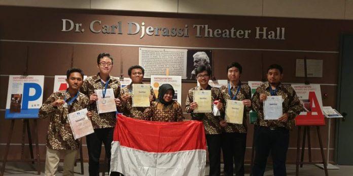 Pelajar Indonesia Menangkan Medali Di IMC 2019, Indonesia Peringkat 16 Matematika Di Dunia