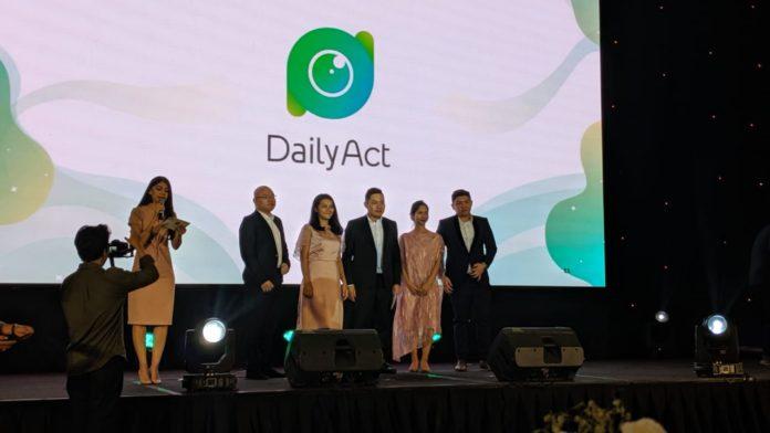 DailyAct, Aplikasi Medsos Asal Indonesia Yang Segera Meluncur