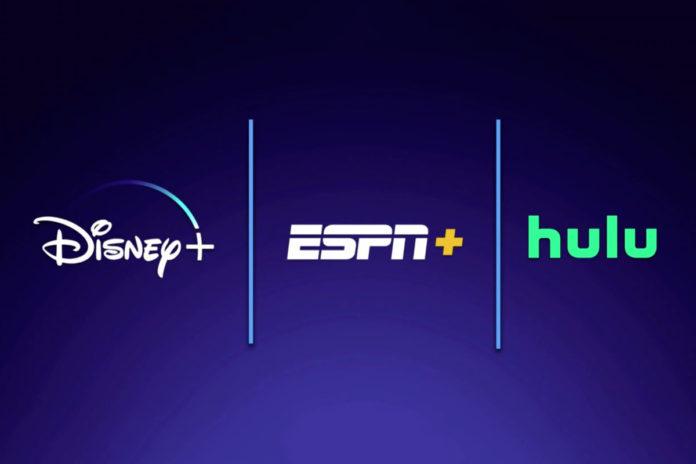 Paket Streaming Baru Disney Dengan Disney +, ESPN + Dan Hulu Hanya $ 13