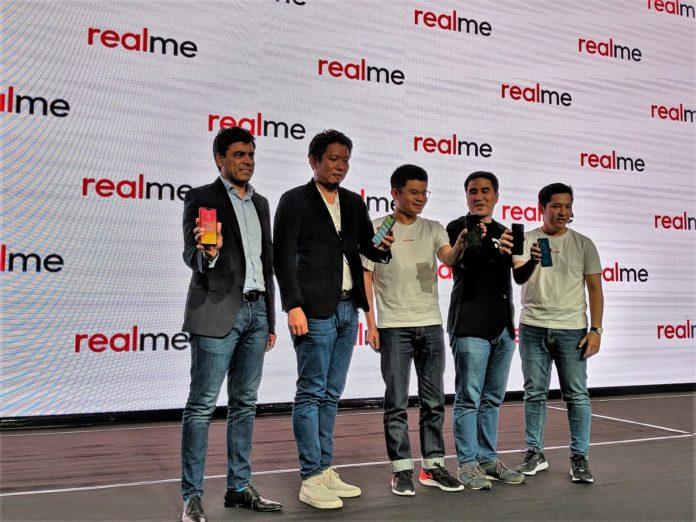 Realme Berada di Top 5 Merek Smartphone di Indonesia